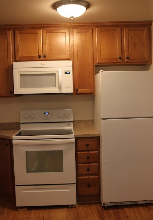 Apartments for Rent in Cortland 126 Tompkins Apt 2 Kitchen