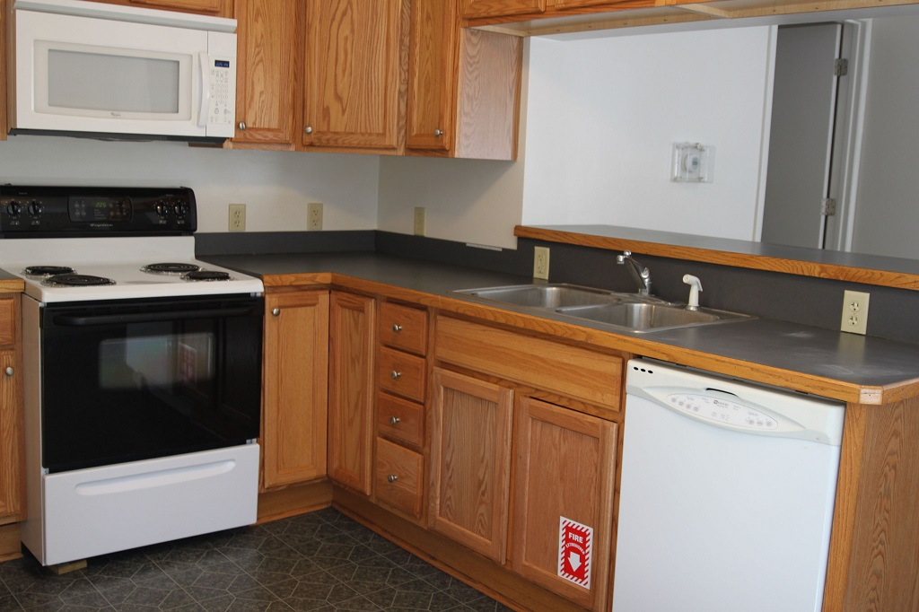 Apartments for Rent in Cortland 128 Tompkins Apt 2 Kitchen