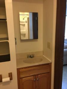 Student Apartment Rentals in Cortland 128 Tompkins St Apt 3 Bathroom