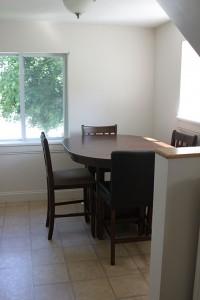 Student Apartment Rentals in Cortland 14-3 Harrington Dining Room