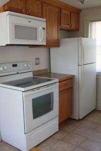 Student Apartment Rentals in Cortland 14-3 Harrington Kitchen