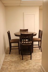 Student Apartments for Rent in Cortland Groton 60 Groton Dining Room