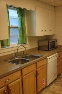 Student Apartments for Rent in Cortland Groton 60 Groton Kitchen