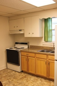 Student Apartments for Rent in Cortland Groton 60 Groton Ave Kitchen