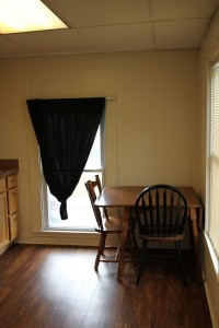 Student Apartments for Rent in Cortland Groton 62A dining room