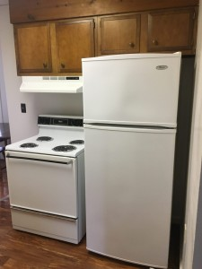 Student Apartments for Rent in Cortland 62B Groton Ave Kitchen