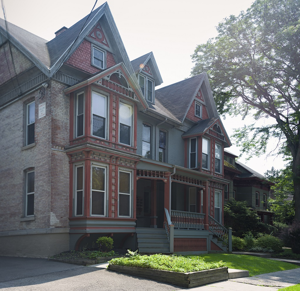 Student Apartments Rentals Near SUNY Cortland 79A Tompkins St.